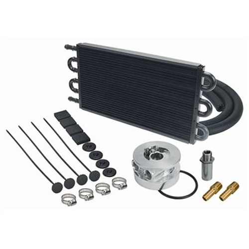 Derale Cooling Products 7000 Series Tube and Fin Engine Oil Cooler Kits 15503