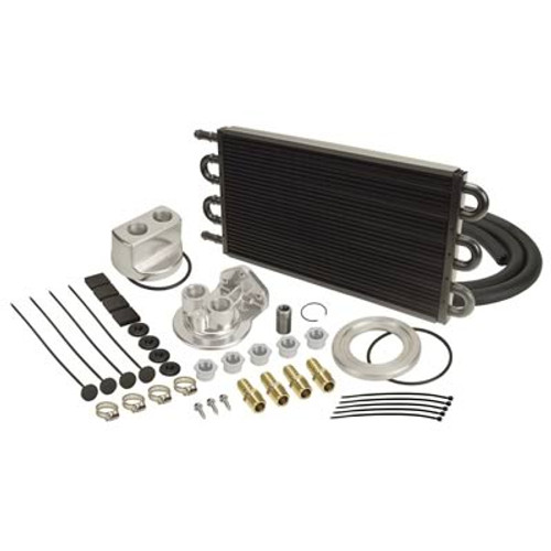 Derale Cooling Products 7000 Series Tube and Fin Engine Oil Cooler Kits 15551