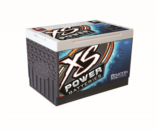 XS Power Batteries AGM Batteries D3400R