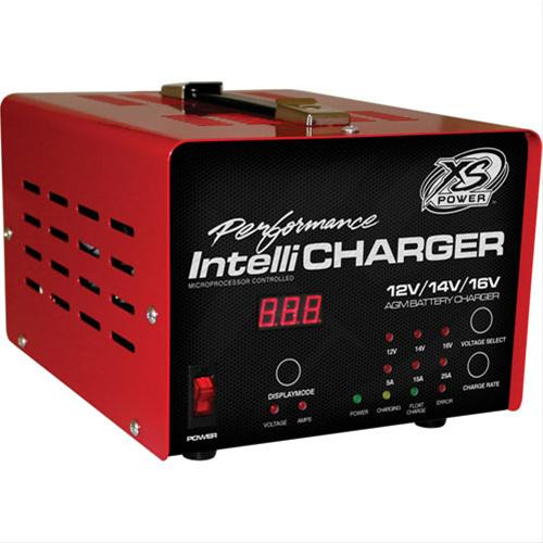 XS Power Batteries Battery and Battery Charger Pro Packs 17-0001