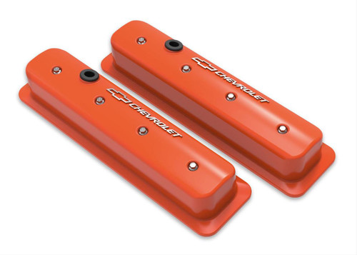 Holley Muscle Series Centerbolt Valve Covers 241-293