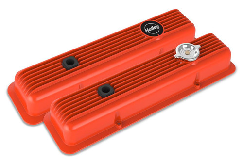Holley Muscle Series Valve Covers 241-136