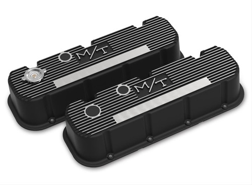 Holley M/T Valve Covers 241-152