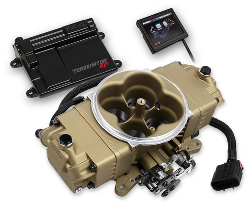 Holley Terminator Stealth EFI Fuel Injection Systems 550-444