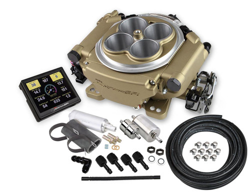 Holley Sniper EFI Self-Tuning Fuel Injection System 550-516K FREE SHIPPING