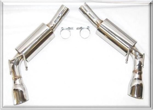 Flowtech Axle-Back Exhaust Systems 51600FLT