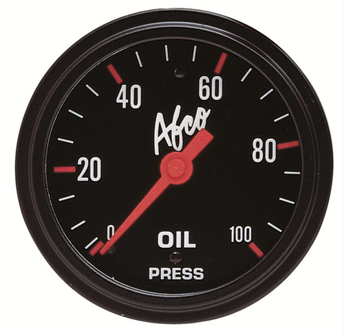 AFCO Racing Analog Gauges 85241