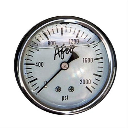 AFCO Racing Analog Gauges 85160G