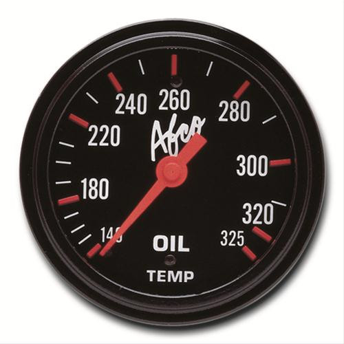 AFCO Racing Analog Gauges 85243