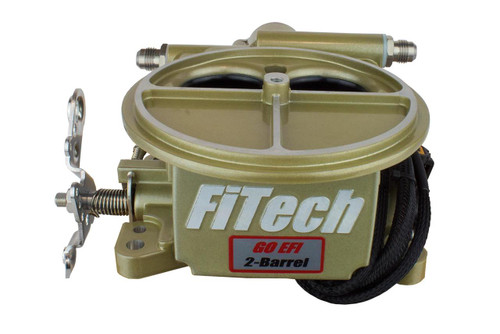 FiTech Fuel Injection Go EFI 2 Barrel 400 HP Fuel Injection Systems 39001