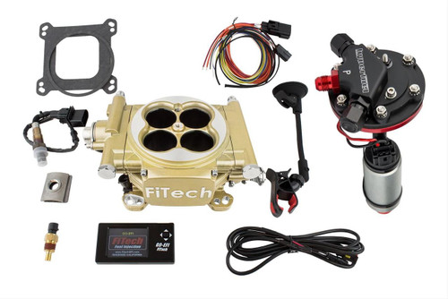 FiTech Fuel Injection Fuel Injection Fuel Injection Systems 38005
