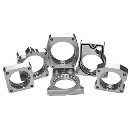 aFe Power Silver Bullet Throttle Body Spacers 46-33001