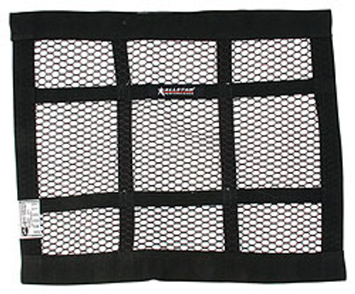 Allstar MESH SFI WINDOW NET BLACK 22 in X 18 in ALL10211
