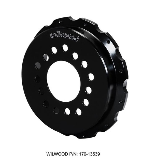 Wilwood Disc Brakes Fixed Mount Parking Brake Rotor Hats 170-13539