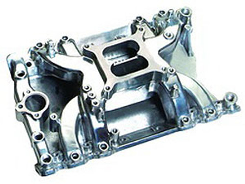 Professional Products CrossWind Intake Manifold TOP VIEW 57027