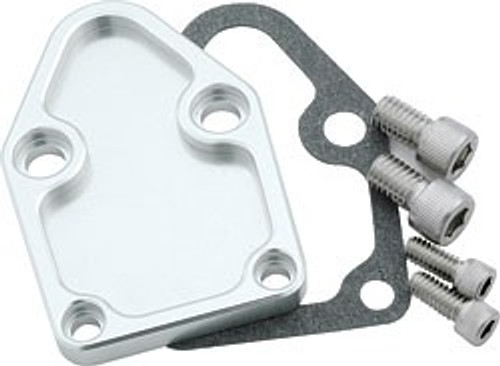 Allstar Performance Billet Aluminum Fuel Pump Block-Off Plates ALL40301