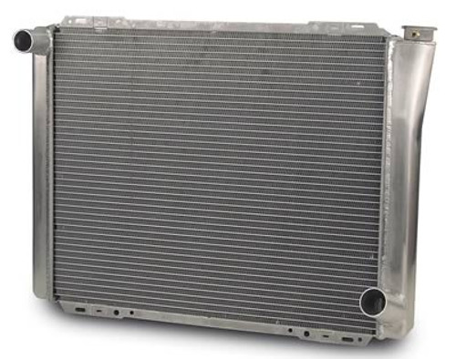 AFCO Racing Bolt-In Direct Fit Aluminum Radiators 83295-S-NA-N