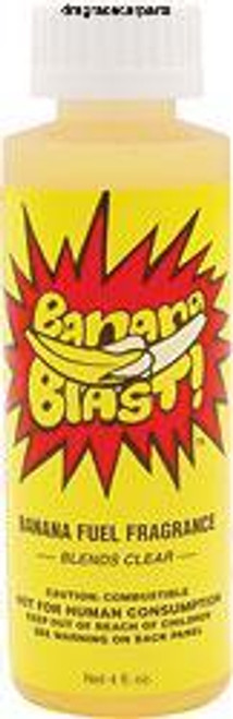 Allstar 4 oz BANANA FUEL FRAGRANCE Gas or Alcohol ALL78127