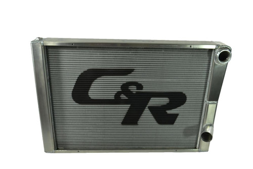 C&R Racing Lightweight Late Model Dirt and Pavement Radiators 812-28191