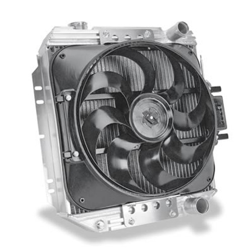Flex-a-lite Aluminum Radiator and Fan Kits 50164