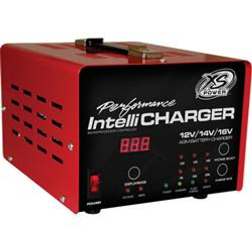 XS Power 12 Volt 16 Volt IntelliCharger Battery Chargers 1005