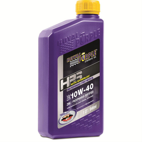 Royal Purple HPS Street Motor Oil 31140