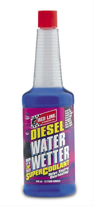 Red Line Diesel Water Wetter Cooling System Treatment 80213