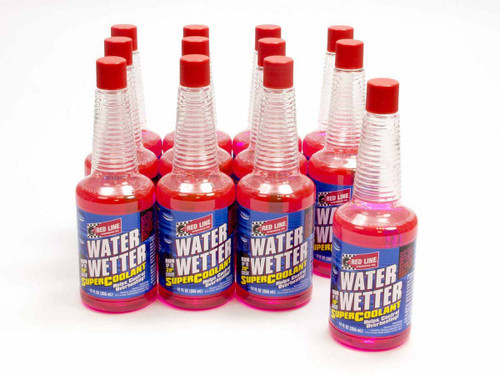 Red Line Water Wetter Cooling System Treatment 12 oz Bottles 1 Case of 12  80204-12