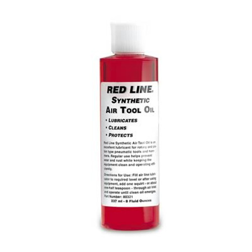 Red Line Air Tool Oil 80321-24