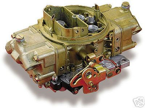 Holley 4150 Competition Double Pumper Carburetors 0-9379