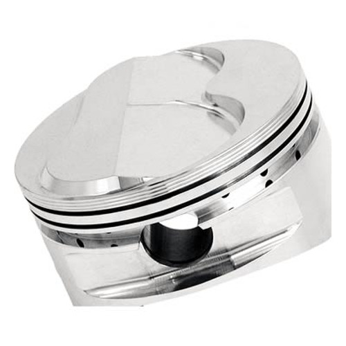 JE Pistons 350 18 Degree Dome Top Pistons 181972-8