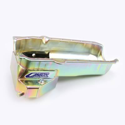 Canton Racing Products Road Race Series Wet Sump Oil Pans 15-244