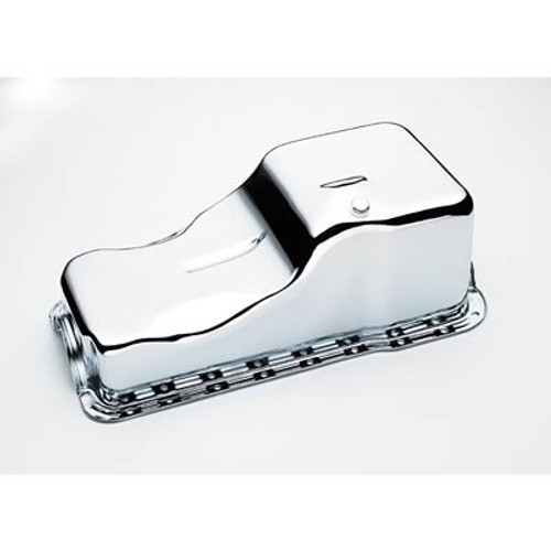 Mr. Gasket Chrome Plated Oil Pans 9780