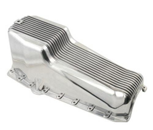 Mr. Gasket Die-Cast Aluminum Finned Oil Pans 5415
