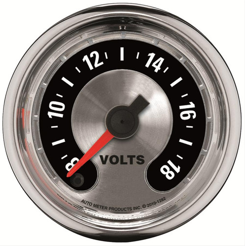 AutoMeter Auto Meter American Muscle Analog Gauges 1282