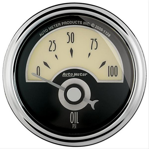 AutoMeter Auto Meter American Muscle Analog Gauges 1226