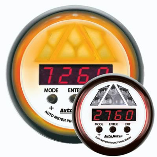 AutoMeter Auto Meter Level 1 Phantom Digital Pro Shift Light Gauges 5787