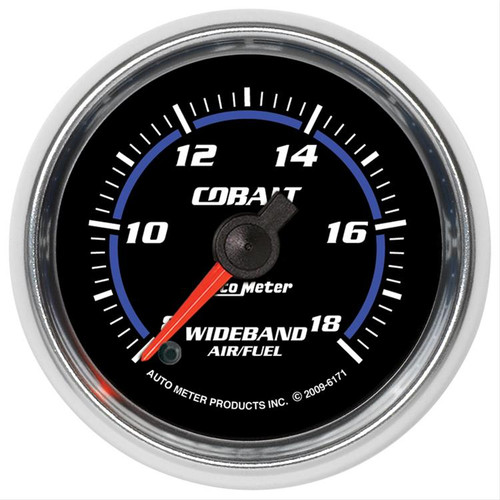 AutoMeter Auto Meter Cobalt Analog Gauges 6171
