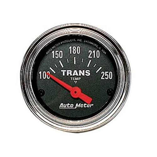 AutoMeter Auto Meter Traditional Chrome Analog Gauges 2552