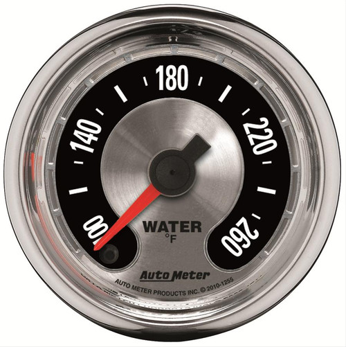 AutoMeter Auto Meter American Muscle Analog Gauges 1255