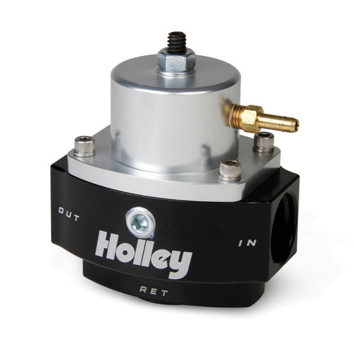 Holley Dominator Billet Fuel Pressure Regulators 12-848
