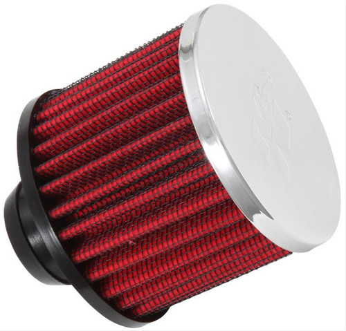 K&N Filters Valve Cover Push In Breather Crankcase Vent Filter 1 1/4 Inch 62-1490