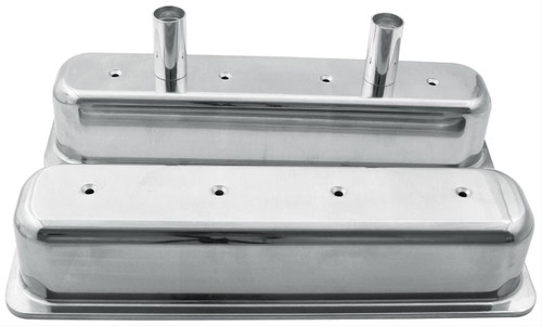 Allstar Performance Cast Aluminum Valve Covers ALL26137