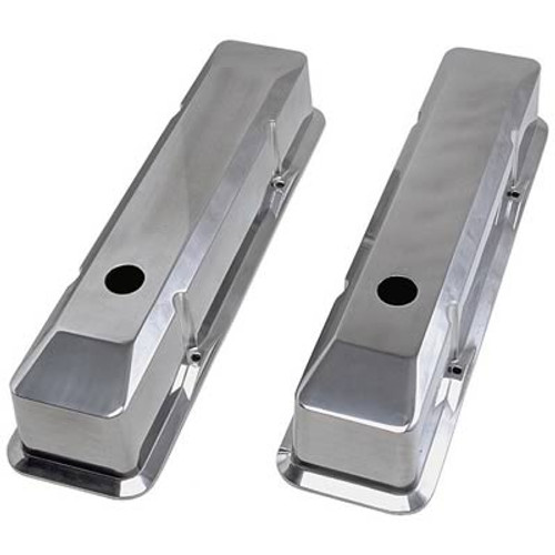 Trans-Dapt Performance Products Die-Cast Aluminum Valve Covers 6092
