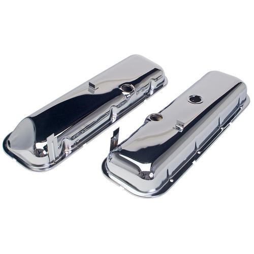 Trans-Dapt Performance Products Chrome Valve Covers 9504