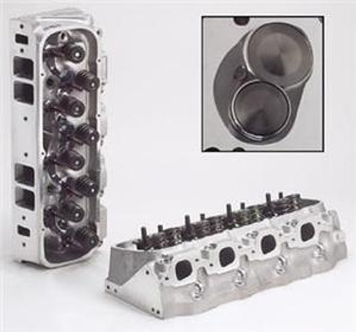Brodix Cylinder Heads BB-2X Cylinder Heads for Big Block Chevy BB2 X PKG 2021038