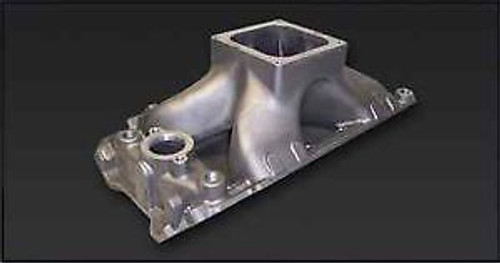 PRO-FILER Big Block Chevy SNIPER INTAKE MANIFOLD 9.8 deck height 206-9