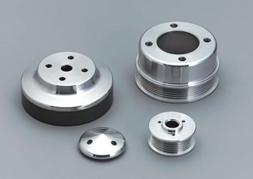 March Performance 1979-93 5.0L Ford Pulley Kits 2010