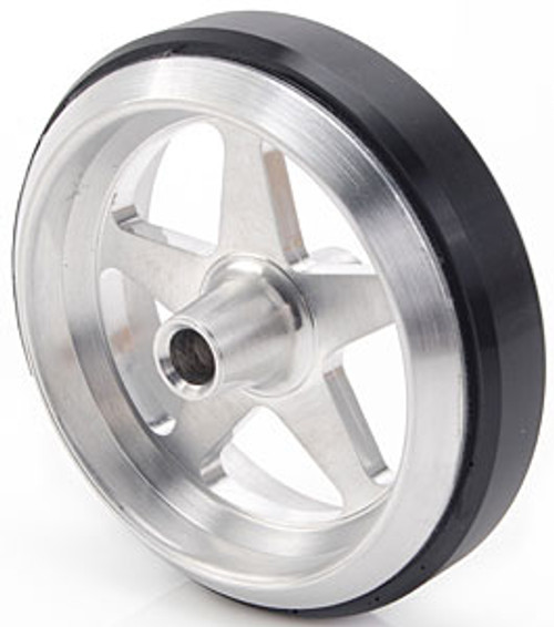 Big End Performance Wheelie Bar Wheel 5 Star Style BEP29100