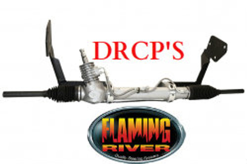 Flaming River 1955-56 Chevy Power Rack and Pinion Cradle Kits FR325PWRHUS